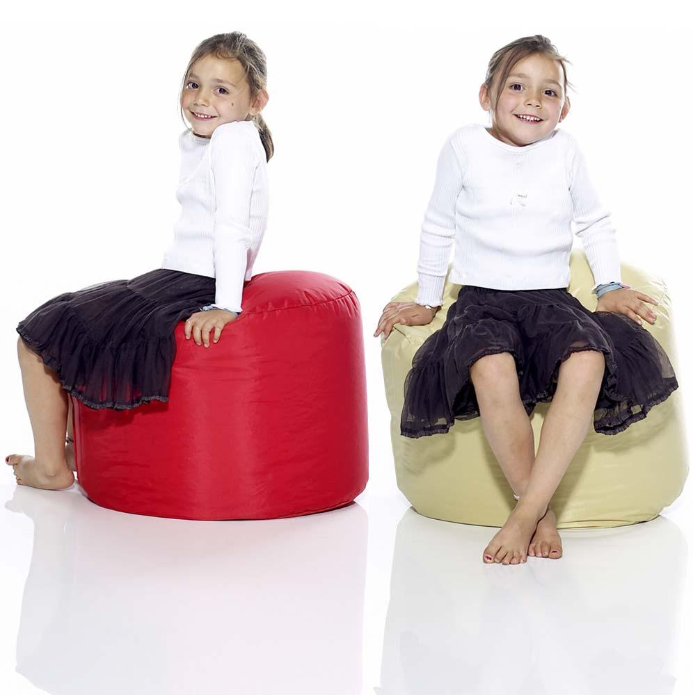ghế lười hạt xốp hinh trụ size S