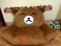 Ghế lười hạt xốp hình gấu Bear