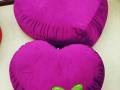 Ghế lười hat xốp hình trái tim 1