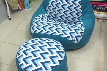3 mẫu ghế lười hạt xốp đang được ưa chuộng nhất.