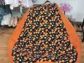 Ghế lười hạt xốp dáng lê cotton GL021 - Ghế lười với họa tiết quả cherry đáng yêu, với màu cam tươi làm chủ đạo tạo điểm nhấn thú vụi cho không gian nhà ở