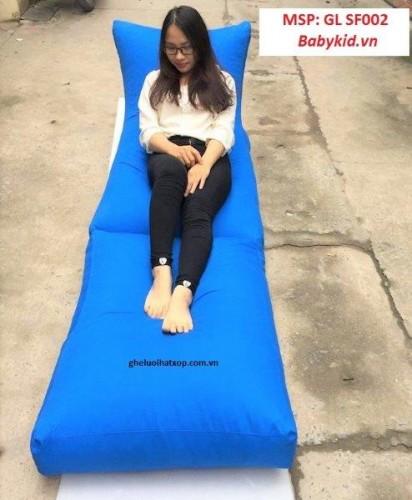 Ghế lười hạt xốp dáng sofa ghép GL SF002 (5)