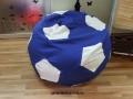 Ghế lười hạt xốp quả bóng xanh GL B001 (L) (7)