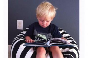 Ghế lười hạt xốp có an toàn với trẻ nhỏ?