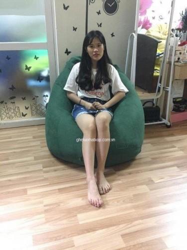 ghế lười dáng lê 2