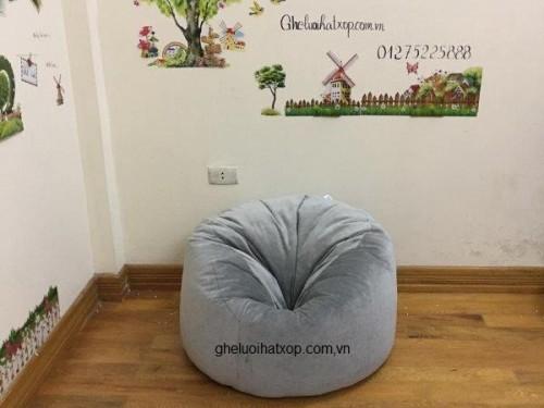 ghế tròn nhung size M (4)