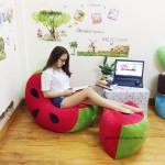ghế xốp hình quả dưa hấu (3) - Copy