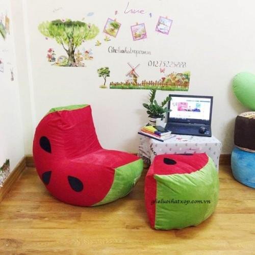 ghế xốp hình quả dưa hấu (5) - Copy
