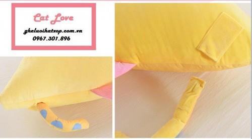 Gối tựa đầu giường Cat Love GĐ01 (4)