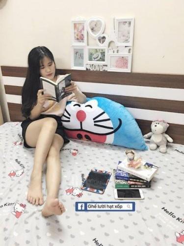Gối tựa đầu giường Doraemon (6)