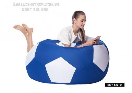 Ghế lười xốp kiểu dáng quả bóng B002 (5)