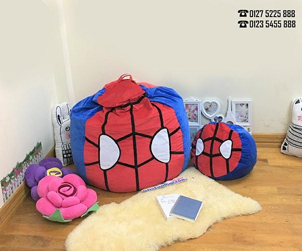 ghe-hat-xop-chat-nhung-hinh-spiderman