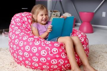 Ghế lười – món quà ý nghĩa cho các bé