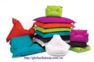 Có thể thay thế sofa bằng ghế lười hạt xốp?
