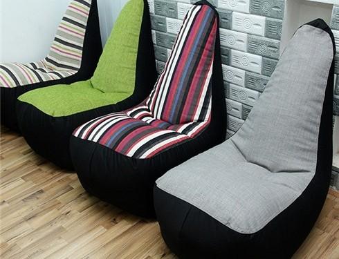 Ghế lười hạt xốp hình sofa – 1