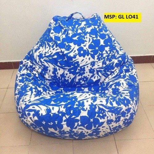 Ghế lười hạt xốp dáng quả lê GL L041(L)-