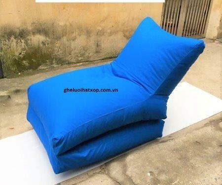 Ghế lười hạt xốp dáng sofa ghép GL SF002