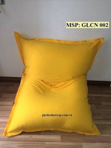 Ghế lười hạt xốp hình chữ nhật GLCN 002 (L) (3)
