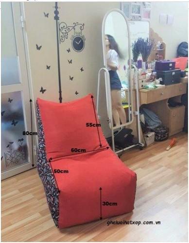Ghế hạt xốp dáng sofa họa tiết GL SF001 (5)