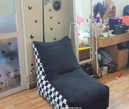 Ghế hạt xốp dáng sofa cotton pha GL SF004 (4)