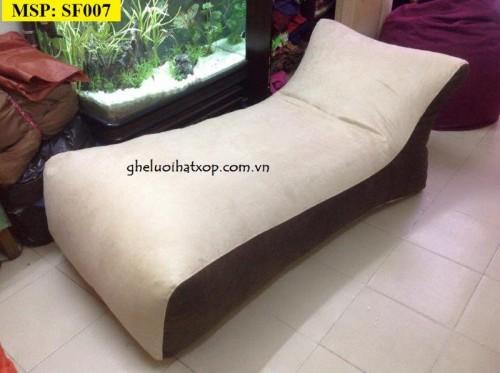 Ghế lười xốp dáng sofa nằm SF007 (1)