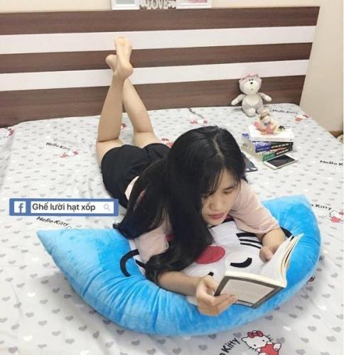 Gối tựa đầu giường Doraemon (5)