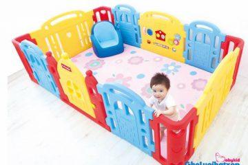 Phòng tránh những mối nguy hiểm trong nhà cho trẻ