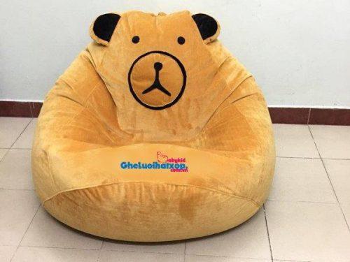 Ghế lười hình thú Gấu vàng GL L205 (14)