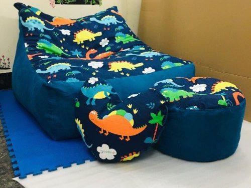 Ghế lười sofa giường Khủng long xanh GL SF022 (16)