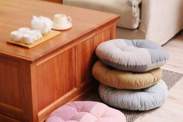 Những kiểu ghế bệt vừa thoải mái vừa linh hoạt