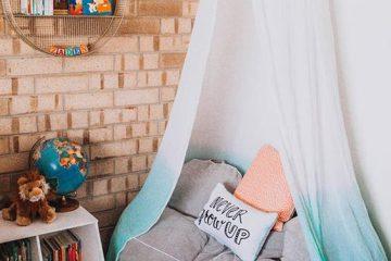 Combo lều vải và ghế lười cho bé thích khám phá