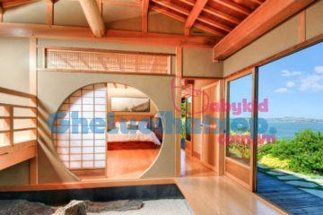 Nét mộc trong kiến trúc Nhật Bản – Hãy cùng Babykid khám phánhé