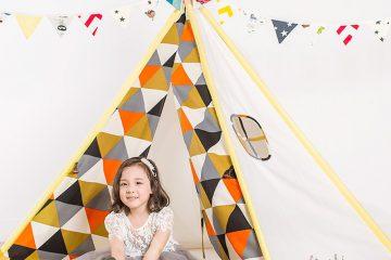 Lều vải – cực yêu mà bé nào cũng muốn sở hữu